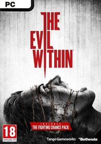 The Evil Within (with Fighting Chance DLC) (PC) - Cover