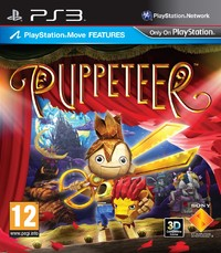 Puppeteer (PS3) - Cover