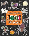 Spine-Tingling 1001 Stickers -  (Paperback)