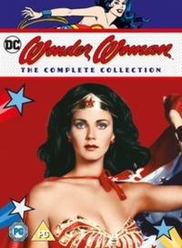Wonder Woman: The Complete Collection (DVD)