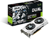 ASUS DUAL-GTX1060-O6G NVIDIA GeForce GTX 1060 6GB Graphics Card