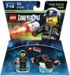 LEGO Dimensions 1: LEGO Movie Bad Cop Fun Pack (For PS3/PS4/Xbox 360/Xbox One)