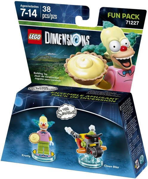 How To Build Krusty Lego Dimensions