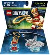 LEGO Dimensions 1: DC Wonder Woman Fun Pack (For PS3/PS4/Xbox 360/Xbox One)