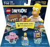 LEGO Dimensions 1: The Simpsons Level Pack (For PS3/PS4/Xbox 360/Xbox One)