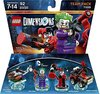 LEGO Dimensions 1: DC Comics Joker/Harley Quinn Team Pack (For PS3/PS4/Xbox 360/Xbox One) Cover