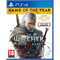 The Witcher 3: Wild Hunt - Game of the Year Edition (PS4)