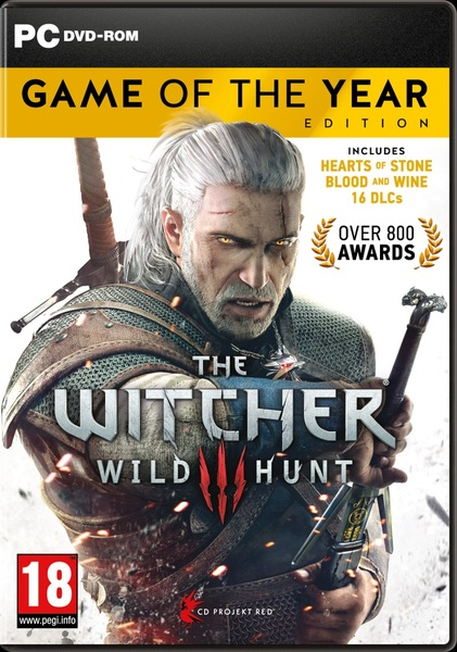Image result for The.Witcher.3.Wild.Hunt.Game.of.the.Year.Edition. cover pc