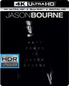 Jason Bourne (4K Ultra HD + Blu-ray)