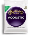 Martin M170 Traditional 10-47 80/20 Bronze Light Acoustic Guitar Strings
