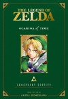 Legend of Zelda: Ocarina of Time -Legendary Edition- - Akira Himekawa (Paperback)