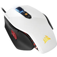 Corsair M65 RGB Pro FPS Optical 12000 DPI Gaming Mouse - White