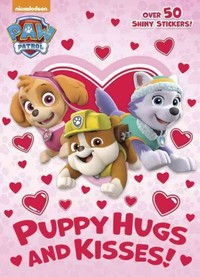 Puppy Hugs and Kisses - Golden Books (Paperback) - Cover