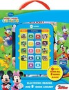 Mickey Mouse Clubhouse Me Reader Electronic Reader and 8-Book Library 4 Inch - Publications International (Hardcover) Cover