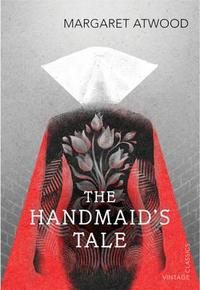 Handmaid's Tale - Margaret Atwood (Paperback) - Cover
