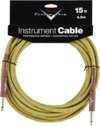 Fender Custom Shop Performance Series Instrument Cable - 15ft (Straight Jack - Straight Jack)