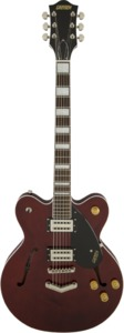 Gretsch G2622 Streamliner Centre Block Semi Hollowbody Electric Guitar (Walnut Stain)