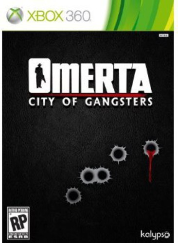 Omerta: City of Gangsters (US Import Xbox 360)