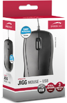 Speedlink JIGG USB Mouse - Black