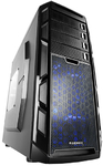 Raidmax Narwhal 920 ATX Gaming Chassis - Black
