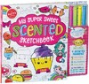 My Super Sweet Scented Sketchbook - Editors of Klutz (Mixed media product)