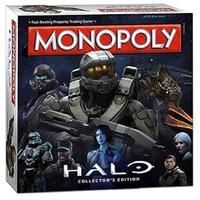 Monopoly: Halo Collector's Edition (Board Game)