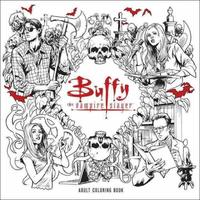 Buffy the Vampire Slayer Adult Coloring Book - Fox (Paperback)