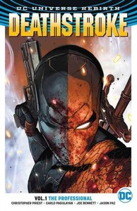 Deathstroke 1 - Christopher Priest (Paperback) - Cover