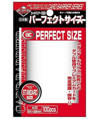 Kmc Card Barrier 100 Perfect (Cards) - Cover