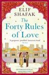 Forty Rules of Love - Elif Shafak (Paperback)