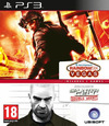 Splinter Cell Double Agent + Rainbow 6 Vegas Compilation (PS3)