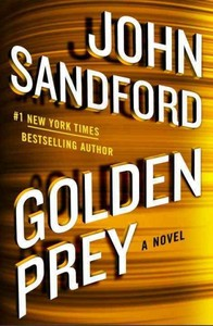 Golden Prey - John Sandford (Hardcover)
