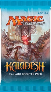 Magic: The Gathering Kaladesh Boosters - Cover