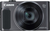 Canon Powershot SX620 HS 20.2 MegaPixels Digital Camera - Black