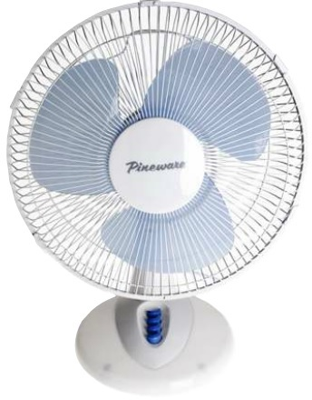 Pineware 30cm Desk Fan Cover