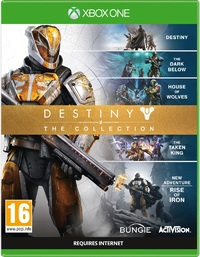 Destiny - The Collection (Xbox One) - Cover