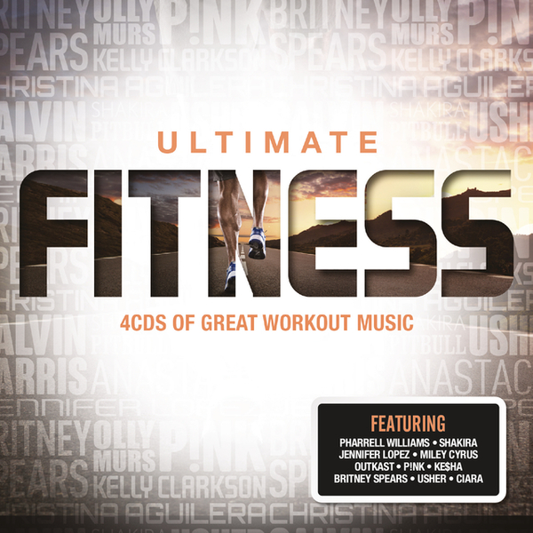 Various Artists - Ultimate    Fitness (CD)