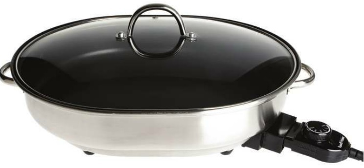 Russell Hobbs Oval Electric Frying Pan 46cm Online
