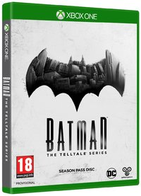 Batman: A Telltale Series (Xbox One) - Cover