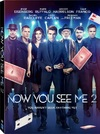 Now You See Me 2: The Second Act (DVD)