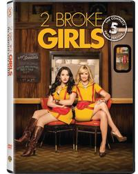 2 Broke Girls - Season 5 (DVD)