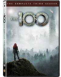 The 100 - Season 3 (DVD)