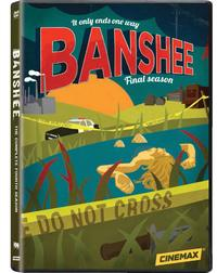 Banshee - Season 4 (DVD)