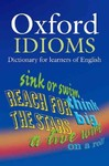 Oxford Idioms Dictionary For Learners of English (Paperback)