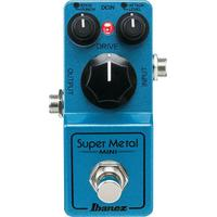 Ibanez SMMINI Super Mini Series Super Metal Distortion Pedal