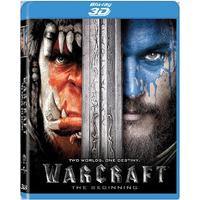 Warcraft: The Beginning (2016) (3D Blu-ray)