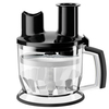 Braun - All-in-one Food Processor Hand Blender Attachment - Black