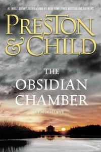 The Obsidian Chamber - Douglas Preston (Paperback)