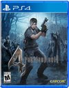Resident Evil 4 HD (US Import PS4) Cover