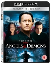 Angels and Demons (4K Ultra HD + Blu-ray) - Cover